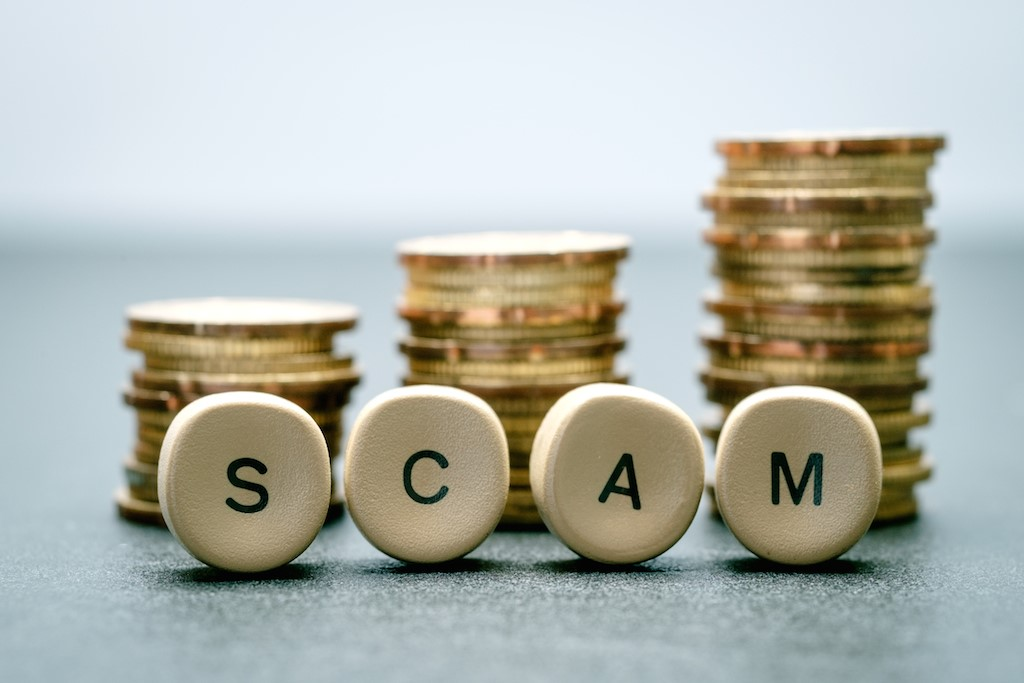 pensions scams on the rise